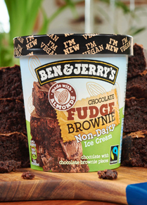 Jij bent: Chocolate Fudge Brownie