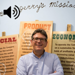 Podcast: interview met Jostein Solheim (CEO Ben & Jerry's)