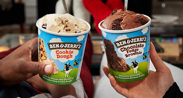 Ben & Jerry's Flavours
