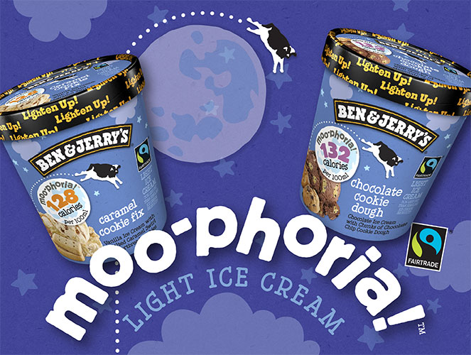 Introducing Moo-Phoria! More of what you love, less of what you don't!