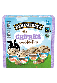 Chunks Cool-lection Original Ice Cream