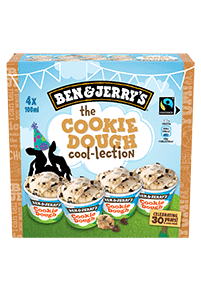 Cookie Dough Cool-lection Original Ice Cream