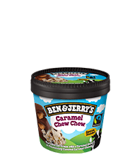 Caramel Chew Chew Original Ice Cream Mini Cup