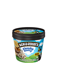Chunky Monkey Original Ice Cream Mini Cup
