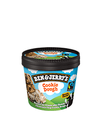 Cookie Dough Original Ice Cream Mini Cup