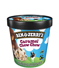 Caramel Chew Chew Original Ice Cream Pint