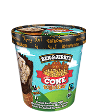 Cone Together Original Ice Cream Pint