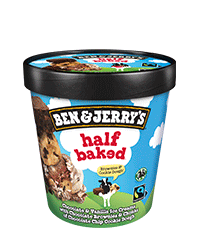 Half Baked Original Ice Cream Pint