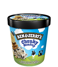 Chunky Monkey Original Ice Cream
