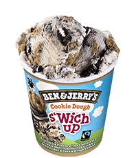 Cookie Dough S'wich Up Original Ice Cream