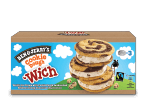 Cookie Dough 'Wich Multipack Wich Ice Cream Bar