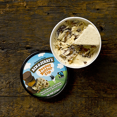 Ben & Jerry's - We Use a Lot of Pint Charts