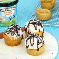 Recept: Cookie Cup Sundaes