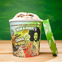 Change the Whirled: How Ben & Jerry's and Colin Kaepernick Created a Flavor