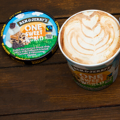 Ben & Jerry's - One Scoop or Two?