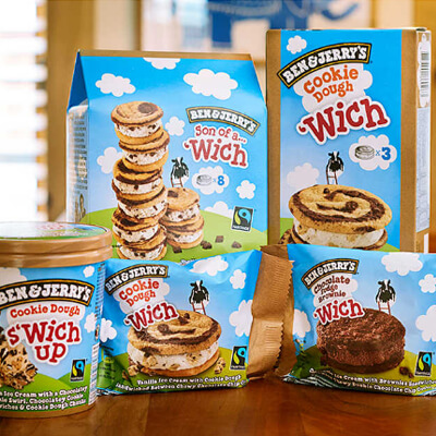 4. Cookie Dough just got cookier!